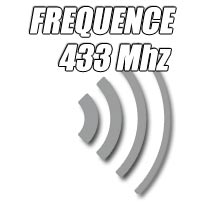 Fréquence 433 Mhz