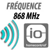 Fréquence radio somfy io