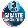 Garantie 3 ans Somfy
