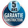 Garantie 5 ans Somfy
