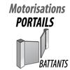 motorisation de portails battants