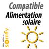 compatible avec alimentation solaire
